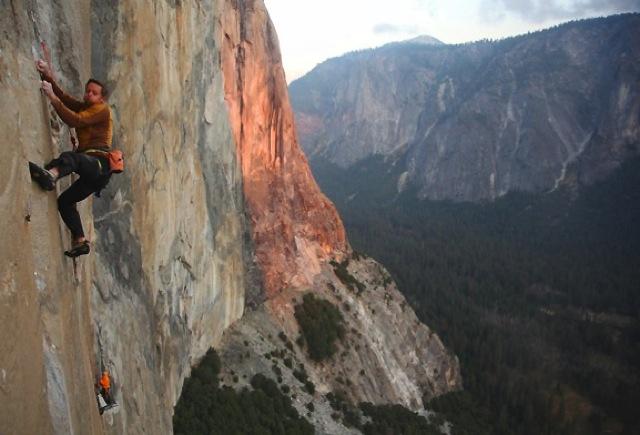 Pete Thomas Outdoors: Climbing