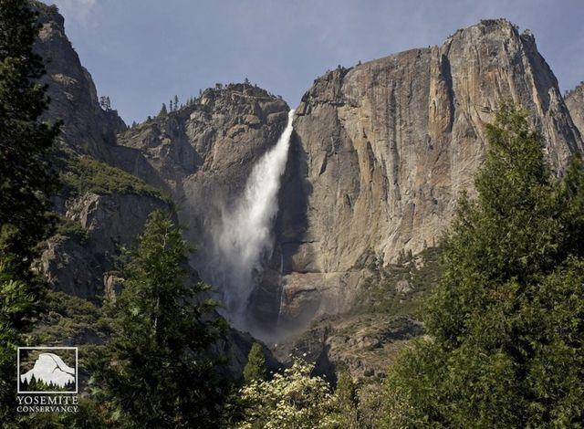 Yosemite Falls webcam