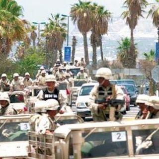 Soldiers en masse