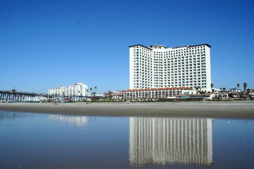 The Rosarito Beach Hotel Considers All Visitors To Be Important Guests But During June And July One Guest In Particular Stood Out